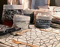 DOÑA - Textile Design (Printmaking)