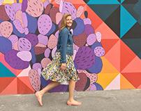 Gilles & Cecilie Studio + Paris Murals