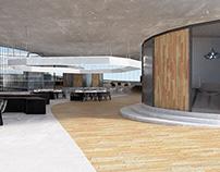 diseño de oficinas-paisaje