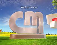 CM TV Identity Rebrand 2016