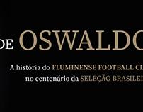 Marcador de livro: De Oswaldo Gomes a Fred