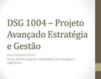 Projeto Avançado - Estratégia e Gestão PUC-Rio