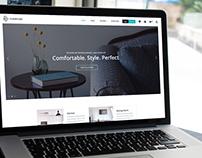 JM Lux Joomla ecommerce template