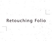 Retouching Folio