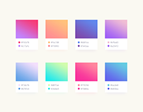 Free Soft Gradients (.sketch, .psd, .xd)