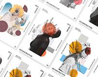 Deconstruction Poster Design Collection