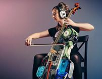 Old Tech New Decks : building a retro junk cello