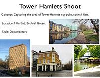 OTP- Treatment, Tower Hamlets Shoot