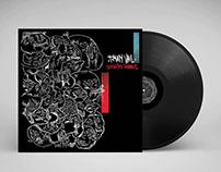 Album Artwork - Ryan Vail - Distorted Shadows