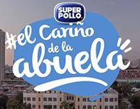 Super Pollo - #ElCariñoDeLaAbuela