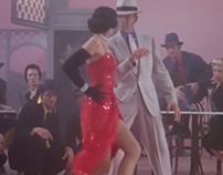 """Fred Astaire vs Michael Jackson """"dance moves"""""""