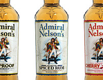 Admiral Nelson's Rum (2012-14)