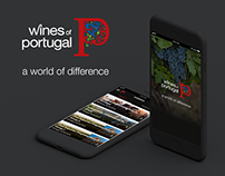 Wines of Portugal Mobile App
