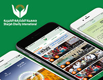 Sharjah Charity App