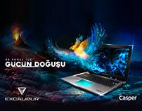 Casper / Excalibur G750