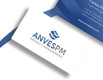 AnvesPM - Identidade Visual e Site