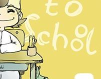 Back to School العـودة للمدارس