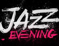 Постер для джазового вечера