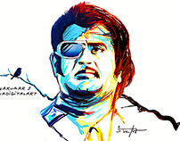 Happy Birthday Superstar Rajinikanth.