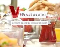 VESTEL- PAZAR KAHVALTISI