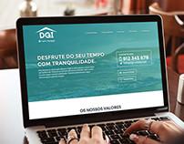 Web Site DGI
