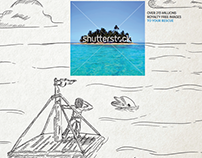 Campañas Publicitarias para Shutterstock