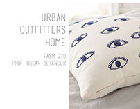Urban Outfitters Home Mock Campaign