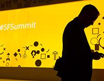 Conference Branding: Spredfast Summit 2014