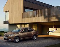 Dacia Logan Campaign