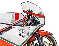 Ducati Moretti
