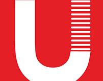 Ubroadcast Mobile App design