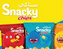 Snacky Chips