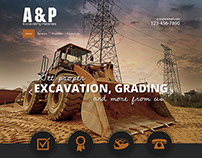 Excavation Website