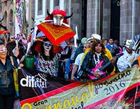 Carnaval Potosino 2016