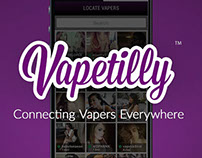 Vapetilly 2.0 Mobile App