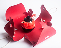 Packaging for a Teapot