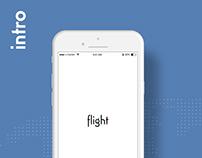 Flight Travel application