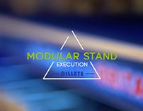 Gillette Modular Stand
