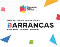 Barrancas - Diseño