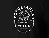 Forge Ahead Tee