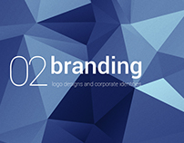 02 Logo Design | Corporate Identities