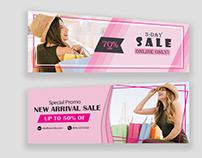 Website Sale Banner