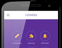 Upclass App & Dashboard for Schools, Teacher & Parents