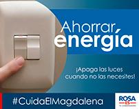 Ahorrar Energía | Por Sebastián Marín ®