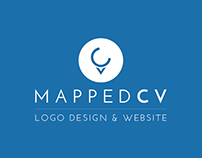 MappedCv - Logo Design & Website