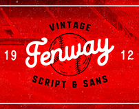Fenway • Font Family