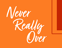 Never Really Over - Katy Perry (Lyric Video)