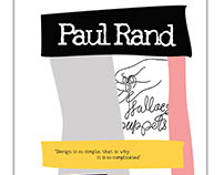 Paul Rand Design Mentorship