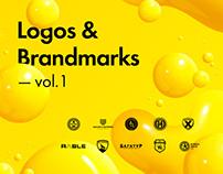 Logos & Brandmarks - Volume 1