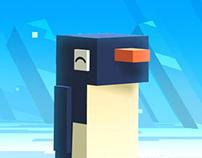 Penguin Valley - Endless Runner Mobile Game